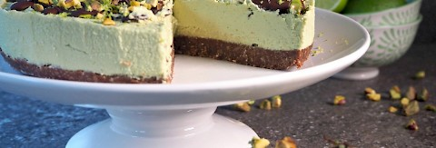 Chocolate & Lime Paleo Cheesecake