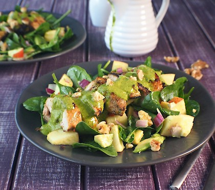 Coriander & Lime Chicken Salad