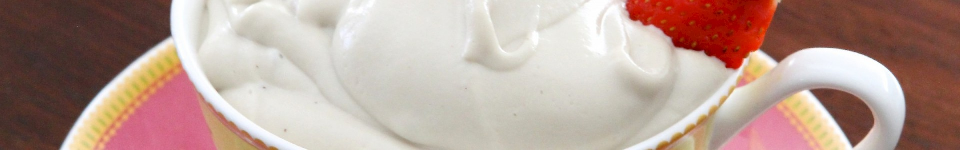 Whipped Cashew Cream
