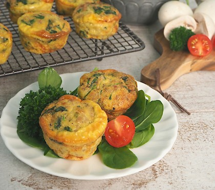 Meat & Egg Muffins