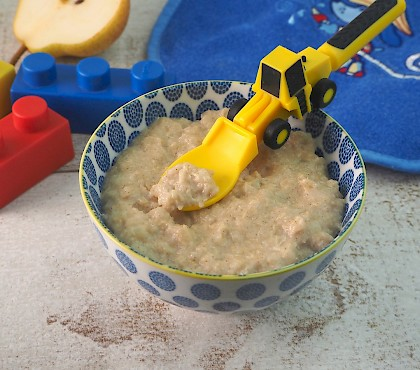 Pear and Quinoa Porridge