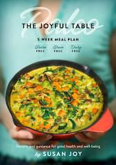 The Joyful Table 5 week meal plan
